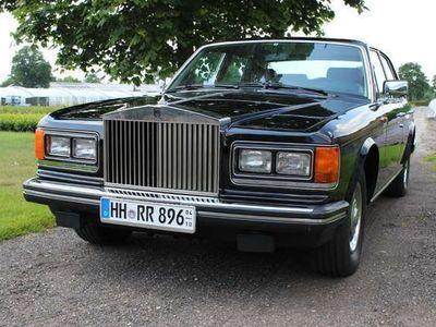 gebraucht Rolls Royce Silver Spirit aus 2.Hand! Große Inspektion neu (€ 4.800)!