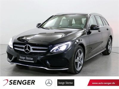 used Mercedes C400 4MATIC T-Modell