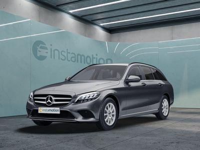 gebraucht Mercedes C180 C 180d T LED Navi Kamera SHZ Einparkh. Parkassi