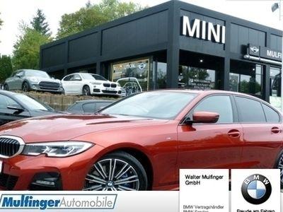 gebraucht BMW 330 i M Sport Laser Standh.LiveCockpitProf.Park+