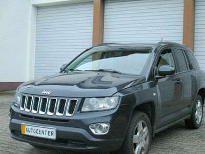 gebraucht Jeep Compass North Edition*Leder*Klimaautomatik*Euro5