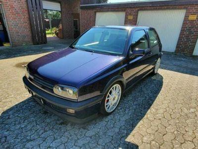 gebraucht VW Golf III / III GTI blue Edition 115PS