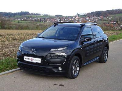 gebraucht Citroën C4 Cactus PureTech 110 Shine / Navi / Panorama