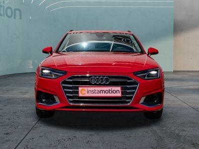 gebraucht Audi A4 A4Av. Advanced 35 TDI S tronic ACC+DAB+STANDHZ