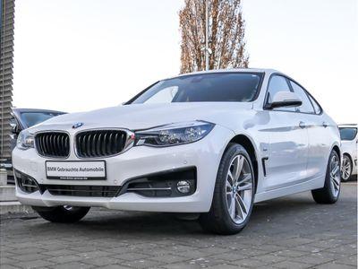 gebraucht BMW 320 Gran Turismo 3er d Sport Line