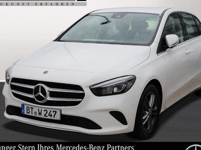 gebraucht Mercedes B180 d STYLE+BUSINESSPAK.+TEMPOMAT+MBUX+SHZ+LED