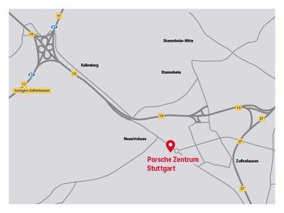 gebraucht Porsche Macan DAB+ Luftfederung Panoramadach 21-Zoll