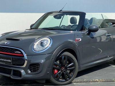 gebraucht Mini John Cooper Works Cabriolet Cooper Works*NAVI*LED*WIRED*