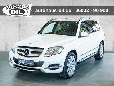 gebraucht Mercedes GLK220 CDI 4Matic (BlueEFFICIENCY) 7G-TRONIC LED-* AHK *