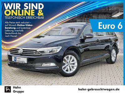 gebraucht VW Passat Variant Comfortline 2.0TDI EU6 DSG Comf Navi ACC LED