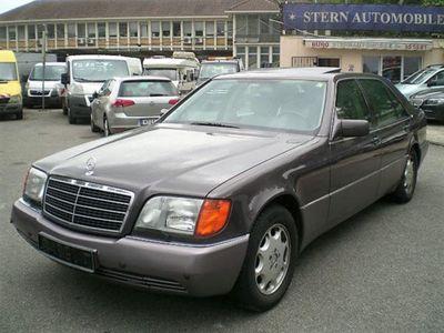 używany Mercedes 600 SEL