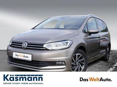 gebraucht VW Touran SOUND 1.4 TSI LED Navi ACC Sitzhz PDC