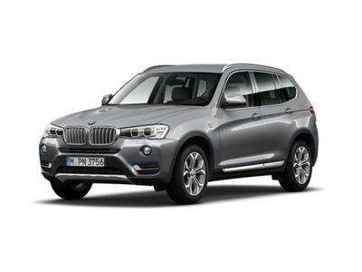 used BMW X3 xDrive30d xLine