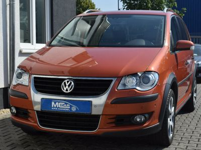 used VW Touran Cross 2,0
