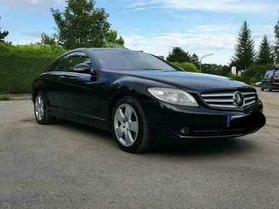 gebraucht Mercedes CL500 Mercedes Benz