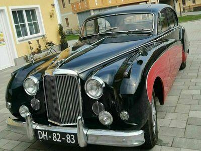 gebraucht Jaguar MK IX Linkslenker
