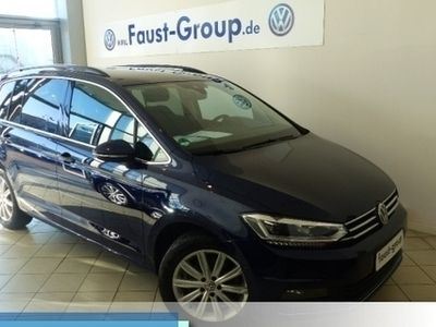usado VW Touran Umweltprämie Highline DSG NAVI LED ACC FAP+ (Xenon