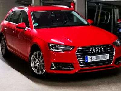 gebraucht Audi A4 *Mild Hybrid*Avant 40 TFSI S tronic design