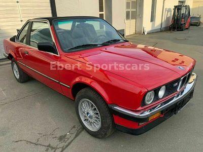 gebraucht BMW 316 Baur TC Cabrio H-Kennzeichen Topcabriolet als Cabrio/Roadster in Solms