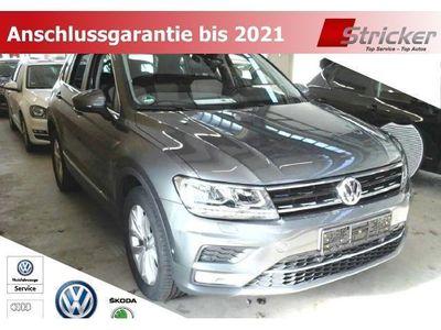 gebraucht VW Tiguan High. 2.0TDI 4M DSG 359,-ohne Anzahlung N