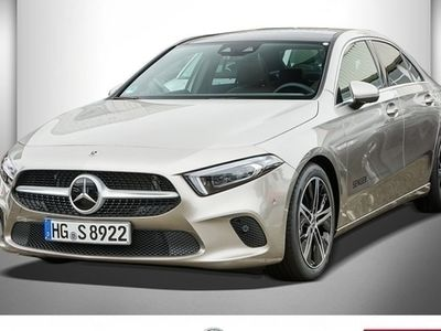 gebraucht Mercedes A220 4MATIC Navi Premium Fahrassi Paket Panoram