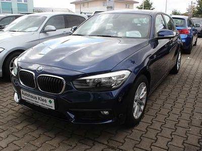 gebraucht BMW 116 116 5-Türer i Advantage/SHZ/Multi-Lenkrad/Tempo