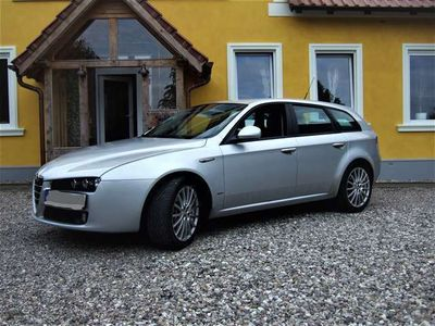 gebraucht Alfa Romeo 159 Sportwagon 2.4 JTDM 20V DPF Automatik