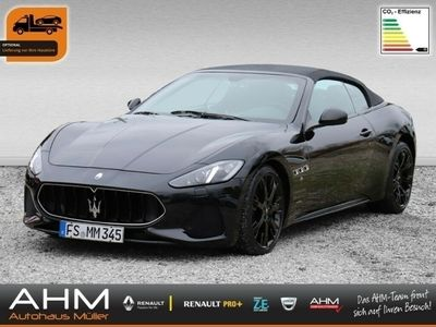 gebraucht Maserati GranCabrio Sport PDC LEDER EURO6