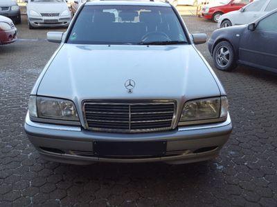 gebraucht Mercedes C180 T Elegance.2Hand.Scheckheft.Klimaanlage-.