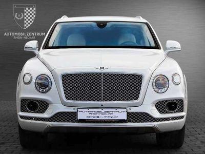 gebraucht Bentley Bentayga Diesel Mulliner/22Zoll/RearSeatTV/NAIM