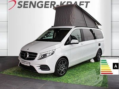 gebraucht Mercedes V250 V-Klassed Marco Polo 4MATIC AMG EDITION LED Comand