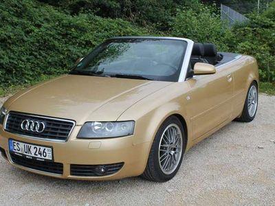 gebraucht Audi A4 Cabriolet 1.8 T (LPG) Autogas