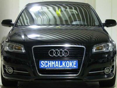 gebraucht Audi A3 1.6 TDI DPF S tronic Ambition Leder Xen Stdhz