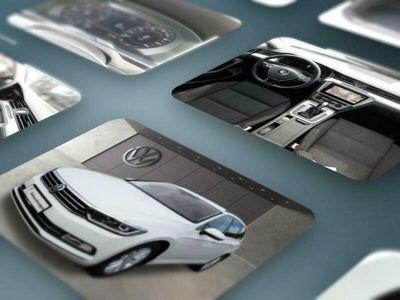 gebraucht VW Passat Variant 2.0 TDI Comfortline DSG Rear View