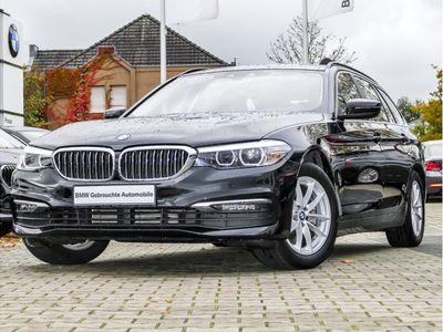 gebraucht BMW 520 d Touring Navi Prof. Aut. Klimaaut.