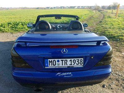gebraucht Mercedes 230 Mercedes SLK Cabrio Kompressor
