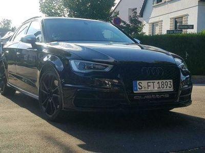 gebraucht Audi S3 Schwarz