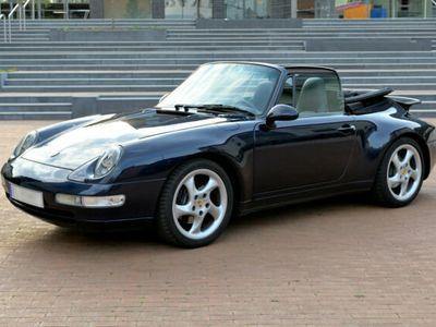 gebraucht Porsche 993 / Cabrio