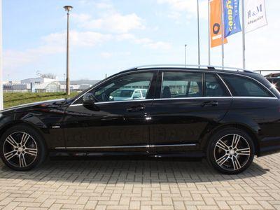 gebraucht Mercedes 220 C-Klasse T-ModellCDI Edition Navi, Teilled