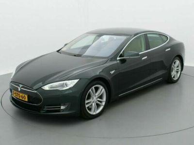 gebraucht Tesla Model S P85   Garantie, Luft, 8-fach, Duo