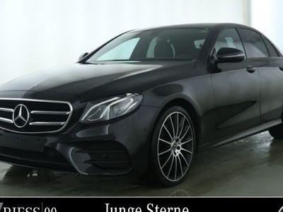gebraucht Mercedes E220 AMG Sport Night Navi LED Burme Kamera 2