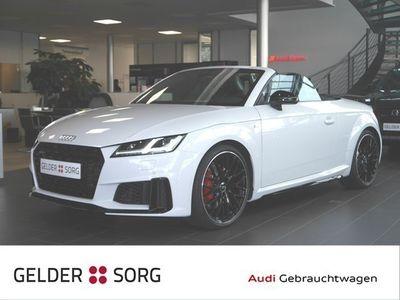"gebraucht Audi TT Roadster 45 TFSI S line competition B&O*Matrix-LED*20""*Kopfraumheizung Navi GRA LM"