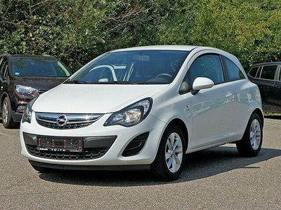 gebraucht Opel Corsa D Energy 1.2 Klima Temp CD AUX MP3 ESP Sei