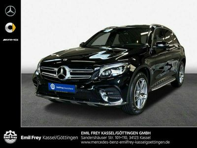 gebraucht Mercedes GLC250 d 4M AMG+AHK+EasyPack+LED+Navi+Park+Kam