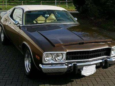 gebraucht Chrysler Sebring Plymouth SatellitePlus 318cui 5,2... als Sportwagen/Coupé in Emstek