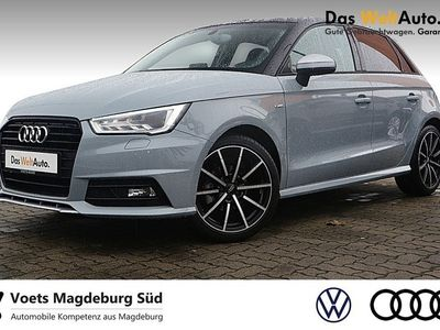 gebraucht Audi A1 Sportback S line 1.0 TFSI admired style S-Line Xenon