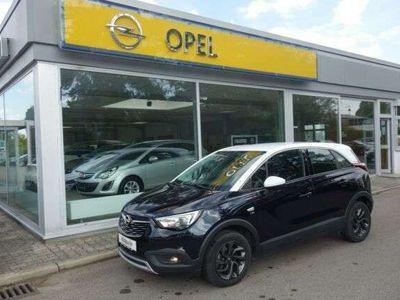 gebraucht Opel Crossland X 120 Jahre S/S, Klima, NAVI, SHZ, LHZ