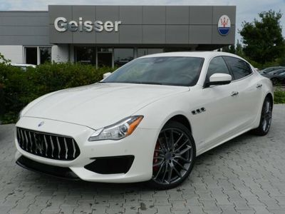 gebraucht Maserati GranSport QuattroporteS Q4 Automatik
