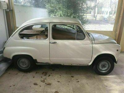 gebraucht Fiat 600 1969 Restaurierungsbedürftig als in Ulm