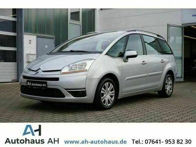 gebraucht Citroën Grand C4 Picasso Tendance 1.6 16V 7-Sitzer/Autom